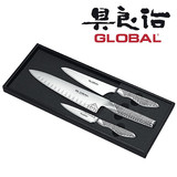Global 3 piece Knife Set
