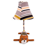 Bedside Table Lamp - Laying Bear