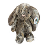 JellyCat Bashful Cottontail Bunny - Small 18cm