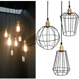 Cafe Lighting Industrial Pendants