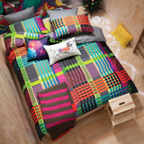 KAS Check Quilt Set Range