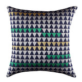KAS Mayla Navy Cushion