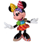 Disney by Romero Britto Minnie Mouse Figurine Large 20cm