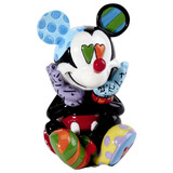 Disney by Romero Britto Mickey Mouse Mini Figurine 6.5cm