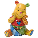 Disney by Romero Britto Winnie the Pooh Figurine Large 18.5cm