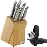 Furi Pro 9 Piece Knife Block Set