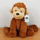 Jellycat Fuddlewuddle Monkey Medium 23cm