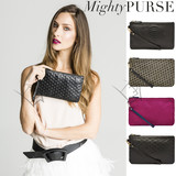Mighty Purse Fashion Wristlet