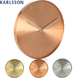 Karlsson Wall Clock Belt