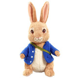 Talking Peter Rabbit Plush Toy 25cm