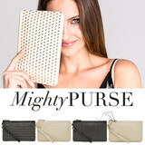 Mighty Purse Stud Wristlet