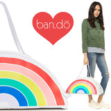 Ban.do Super Chill Cooler Rainbow Bag