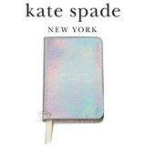 Kate Spade Take Note Mini Notebook Pretty Little Thing Silver