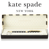 Kate Spade Ballpoint Pen Black Dot