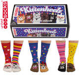 United Odd Socks Kids - Kitten Heels