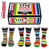 United Odd Socks Sock Exchange Weekend Mens