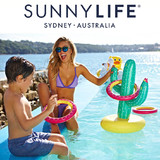 SunnyLife Inflatable Cactoss Game