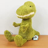 Jellycat Toothy T Rex Large 36cm Green