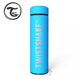Twistshake Hot or Cold Bottle 420ml - Turquoise