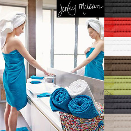 Jenny McLean Royal Excellency Towel 6pc Sets